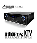 Aeleles Karaoke Amplifier