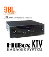 JBL Karaoke Amplifier