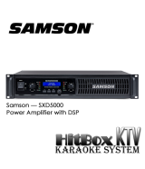 Samson Power Amplifier